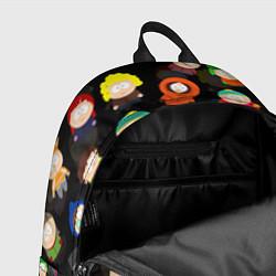 Рюкзак ЮЖНЫЙ ПАРК цвета 3D-принт — фото 2