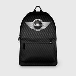 Рюкзак MINI COOPER CARBON цвета 3D-принт — фото 2
