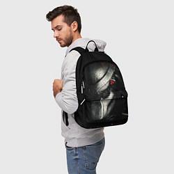 Рюкзак PREDATOR цвета 3D-принт — фото 2