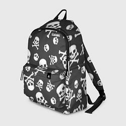 Рюкзак Scorpions цвета 3D-принт — фото 1