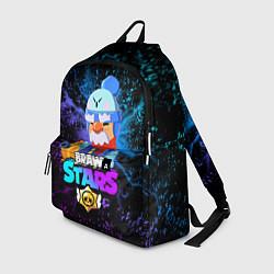 Рюкзак BRAWL STARS GALE цвета 3D — фото 1