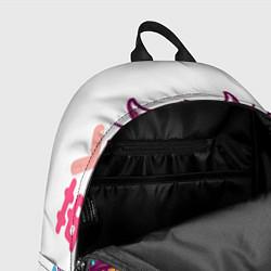 Рюкзак Светлый самурай цвета 3D-принт — фото 2