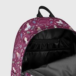 Рюкзак Холодное сердце 2 цвета 3D-принт — фото 2