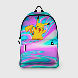 Рюкзак Пикачу цвета 3D — фото 2