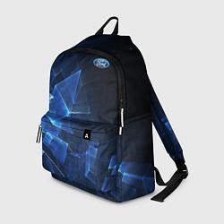Рюкзак Ford цвета 3D-принт — фото 1