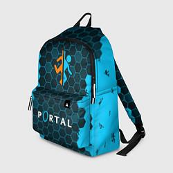 Рюкзак PORTAL ПОРТАЛ цвета 3D — фото 1