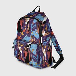 Рюкзак Aladdin цвета 3D-принт — фото 1