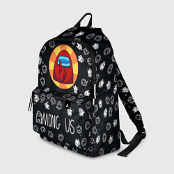 Рюкзак AMONG US цвета 3D — фото 1