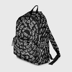 Рюкзак 1000-7 цвета 3D-принт — фото 1