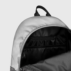 Рюкзак Горы цвета 3D-принт — фото 2