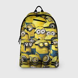 Рюкзак Minions цвета 3D-принт — фото 2