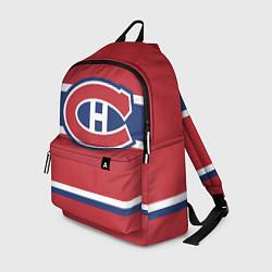 Рюкзак Montreal Canadiens цвета 3D — фото 1