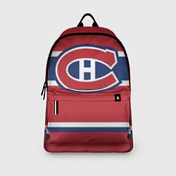 Рюкзак Montreal Canadiens цвета 3D-принт — фото 2