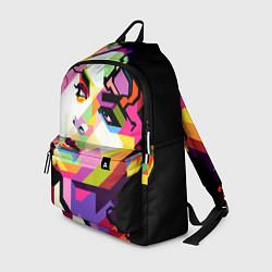 Рюкзак Michael Jackson Art цвета 3D-принт — фото 1