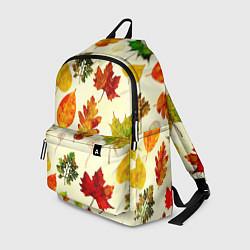 Рюкзак Осень цвета 3D — фото 1