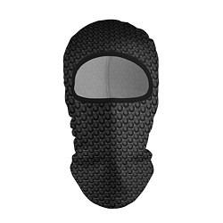 Балаклава Black Iron Man цвета 3D-черный — фото 1