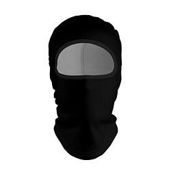 Балаклава ЧЁРНАЯ МАСКА цвета 3D-черный — фото 1