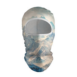 Балаклава Горы цвета 3D-белый — фото 1