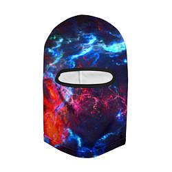 Балаклава Космос цвета 3D-черный — фото 2