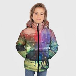 Куртка зимняя для мальчика Placebo цвета 3D-черный — фото 2