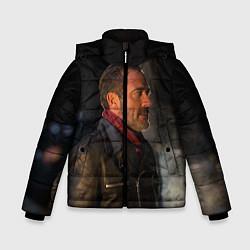 Куртка зимняя для мальчика New цвета 3D-черный — фото 1