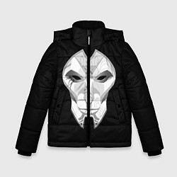 Куртка зимняя для мальчика Black цвета 3D-черный — фото 1