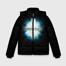 Куртка зимняя для мальчика Evanescence Explode - фото 1