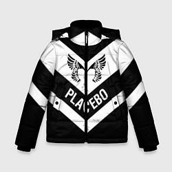 Куртка зимняя для мальчика Placebo цвета 3D-черный — фото 1