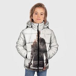 Куртка зимняя для мальчика Uncharted 4: Nathan цвета 3D-черный — фото 2