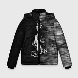 Куртка зимняя для мальчика Black Queen цвета 3D-черный — фото 1