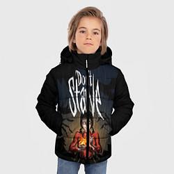 Куртка зимняя для мальчика Willow Halloween - фото 2