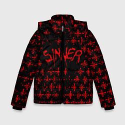 Куртка зимняя для мальчика Far Cry 5: Sinner цвета 3D-черный — фото 1