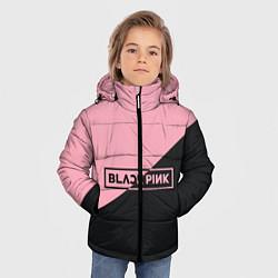 Куртка зимняя для мальчика Black Pink цвета 3D-черный — фото 2