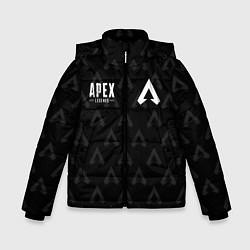 Куртка зимняя для мальчика Apex Legends: E-Sports цвета 3D-черный — фото 1
