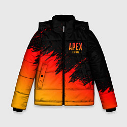 Куртка зимняя для мальчика Apex Sprite цвета 3D-черный — фото 1