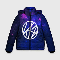 Детская зимняя куртка для мальчика с принтом Stray Kids, цвет: 3D-черный, артикул: 10176227906063 — фото 1