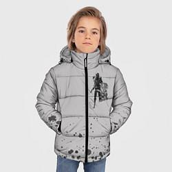 Куртка зимняя для мальчика Elite Security цвета 3D-черный — фото 2