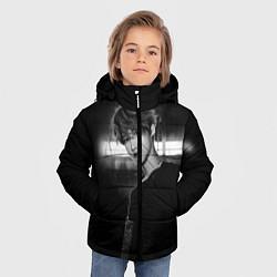 Куртка зимняя для мальчика Stray Kids цвета 3D-черный — фото 2