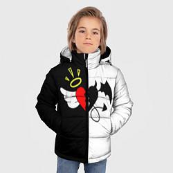 Куртка зимняя для мальчика ASTRALIS цвета 3D-черный — фото 2