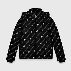 Куртка зимняя для мальчика Dead inside - фото 1