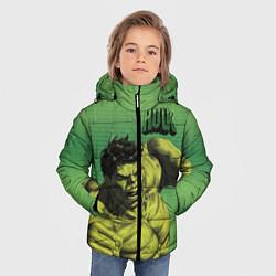 Куртка зимняя для мальчика Hulk - фото 2