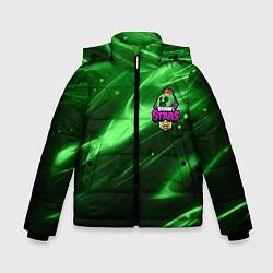 Зимняя куртка для мальчика СПАЙК BRAWL STARS