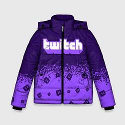 Куртка зимняя для мальчика TWITCH ТВИЧ - фото 1