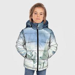 Куртка зимняя для мальчика Пегас цвета 3D-черный — фото 2