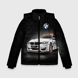 Зимняя куртка для мальчика Safety car