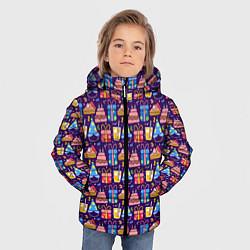 Куртка зимняя для мальчика День рождения - фото 2