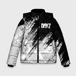 Детская зимняя куртка для мальчика с принтом DayZ, цвет: 3D-черный, артикул: 10287262506063 — фото 1