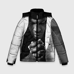 Куртка зимняя для мальчика Майк Тайсон - фото 1