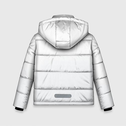 Зимняя куртка для мальчика Группа Пикник / 3D-Черный – фото 2