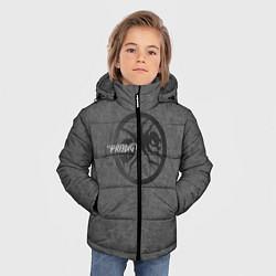 Куртка зимняя для мальчика The Prodigy: Dark Asphalt цвета 3D-черный — фото 2
